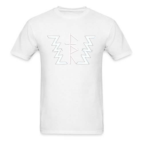 Faith Runnerz Tee Logo - Men's T-Shirt