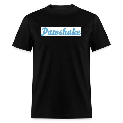 High Res Pawshake Logo - Men's T-Shirt