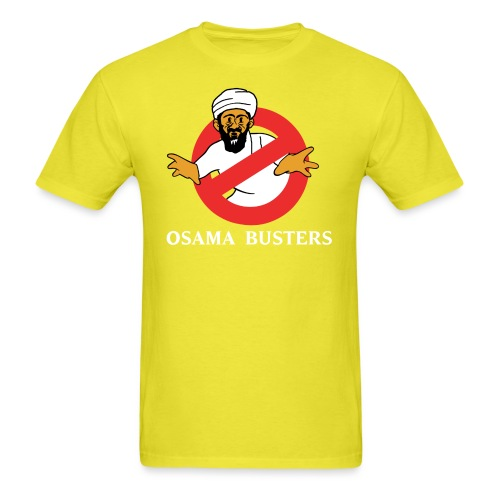 osamabusters - Men's T-Shirt