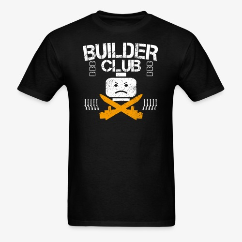 Builder Club - Men's T-Shirt