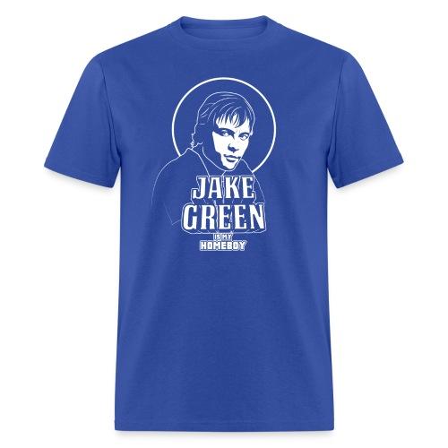Jake Green Is My Homeboy - Men's T-Shirt