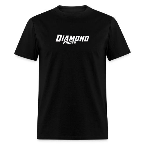 Diamond Finder Logo 2019 - Men's T-Shirt
