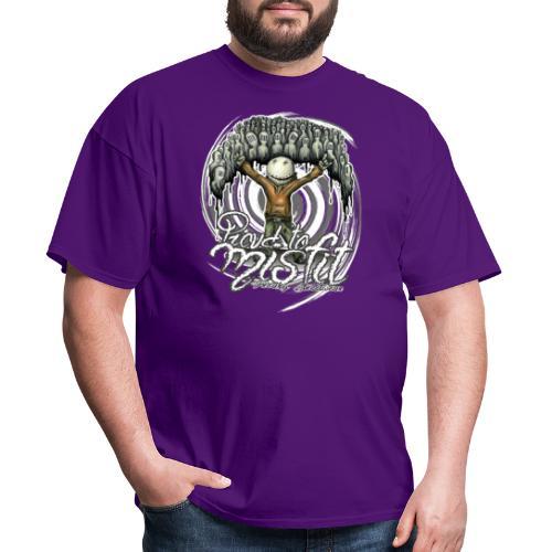 proud to misfit - Men's T-Shirt