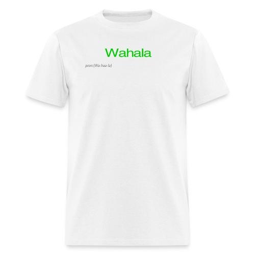 wahala - Men's T-Shirt