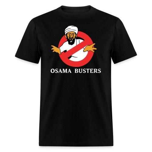 osamabusters - Men's T-Shirt