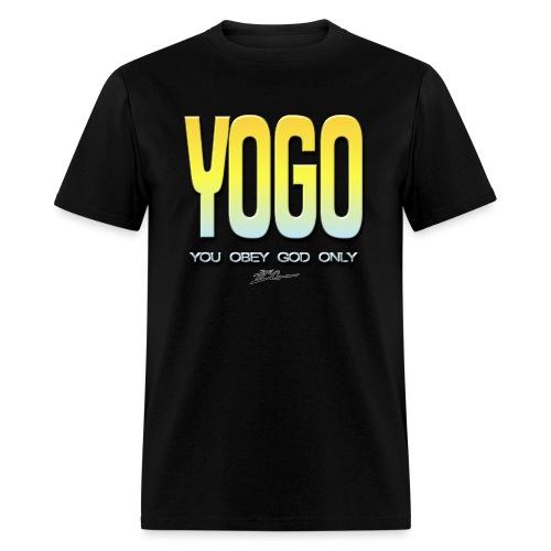 YOGO - Men's T-Shirt