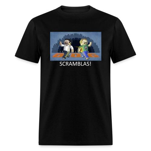 benscramblaswhite - Men's T-Shirt