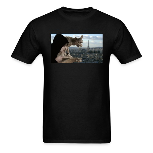 hsmparisgargoyle - Men's T-Shirt