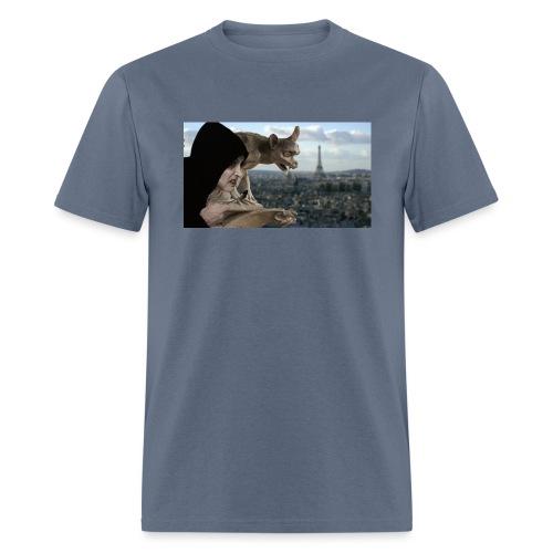 hsmparisgargoyle - Men's T-Shirt