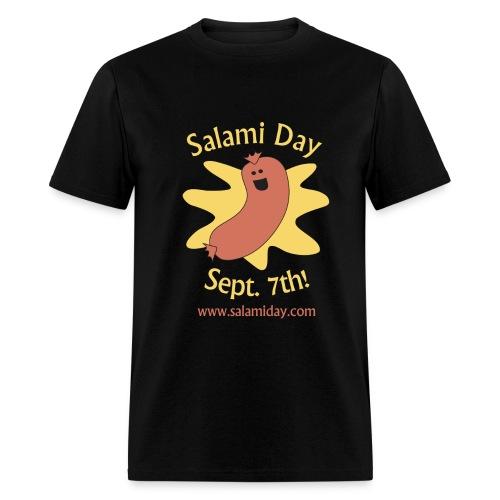 salami1 - Men's T-Shirt