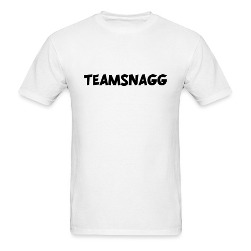 TeamSnagg Logo - Men's T-Shirt