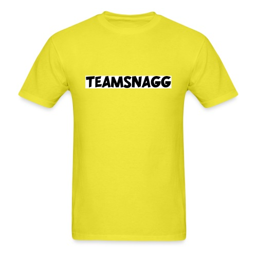 TeamSnagg Logo - Men's T-Shirt