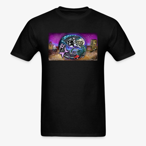 Mother CreepyPasta Land - Men's T-Shirt