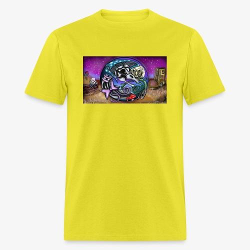 Mother CreepyPasta Land - Men's T-Shirt
