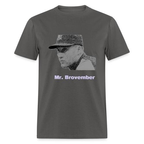 jeter silver final - Men's T-Shirt