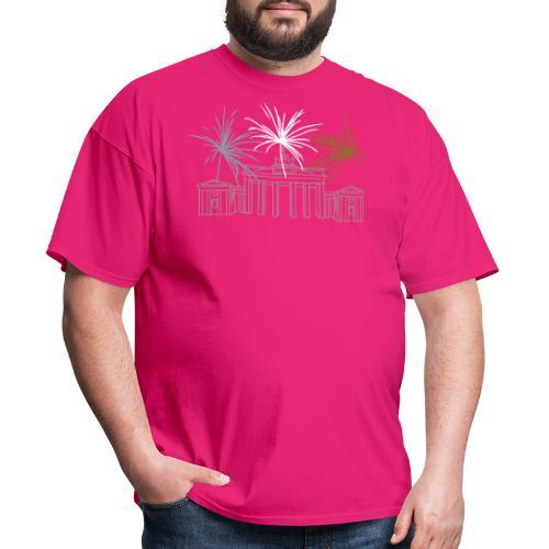 Brandenburg Gate Berlin - Men's T-Shirt