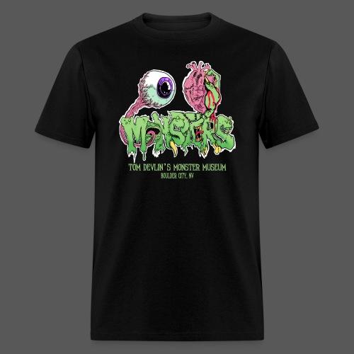 Eye Heart Monsters - Men's T-Shirt
