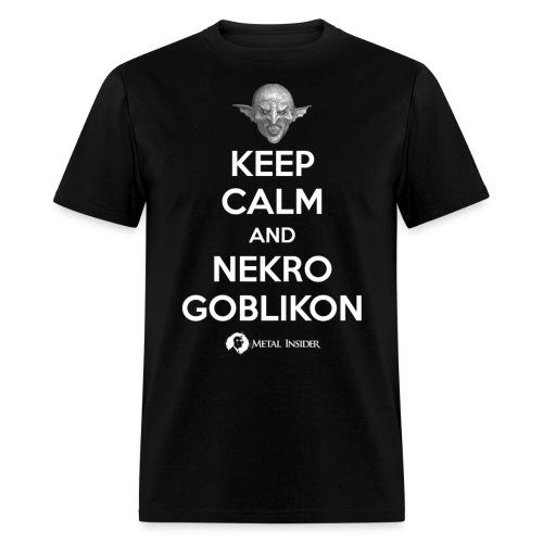 Nekrogoblikon150 jpg - Men's T-Shirt