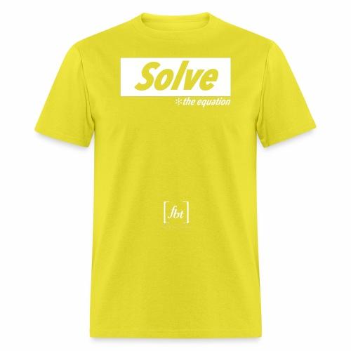 Solve the Equation [fbt] - Men's T-Shirt