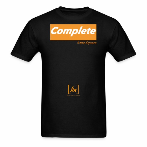 Complete the Square [fbt] - Men's T-Shirt