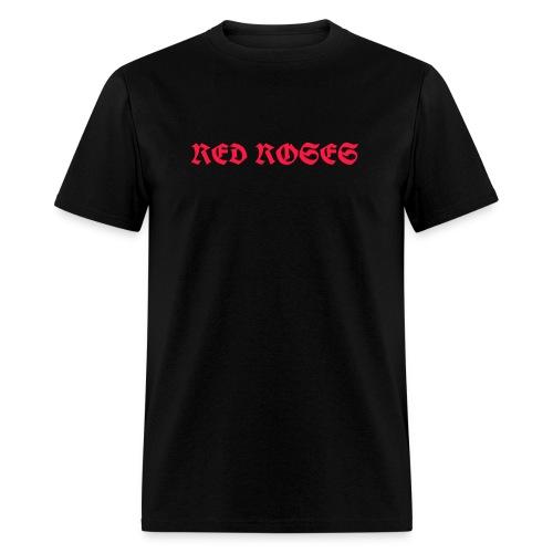 RED ROSES OG LOGO TEE - Men's T-Shirt