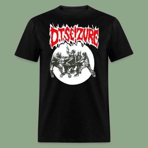 D.T. Seizure - Detox Clinic (shirt) - Men's T-Shirt