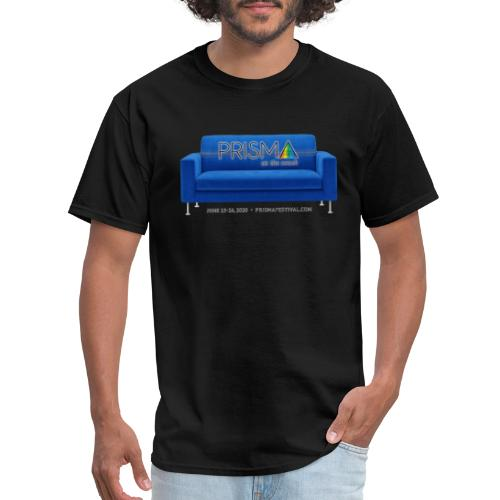 Blue Couch - Men's T-Shirt
