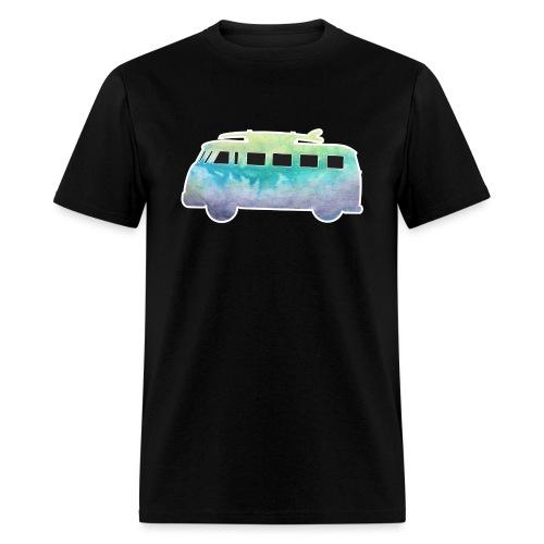 Surfers Kombi Van - Men's T-Shirt