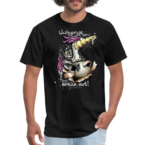 unicorn breakout - Men's T-Shirt