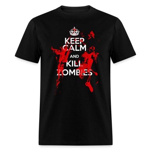 kckz final crown - Men's T-Shirt