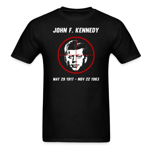 John F. Kennedy Assassination - Men's T-Shirt