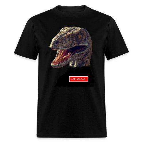 The ItsTysonius Logo - Men's T-Shirt