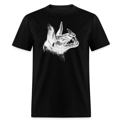 Bat Head - Men's T-Shirt
