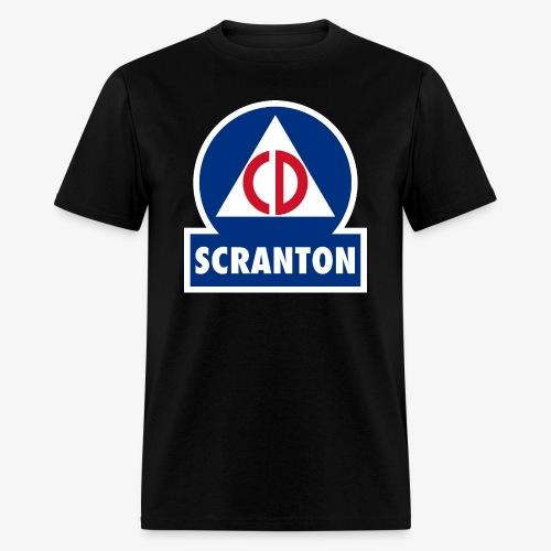Civil Defense of Scranton - Men's T-Shirt