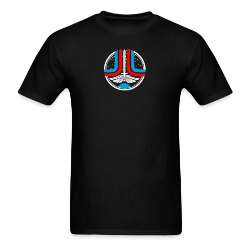 welcome starfighter - Men's T-Shirt