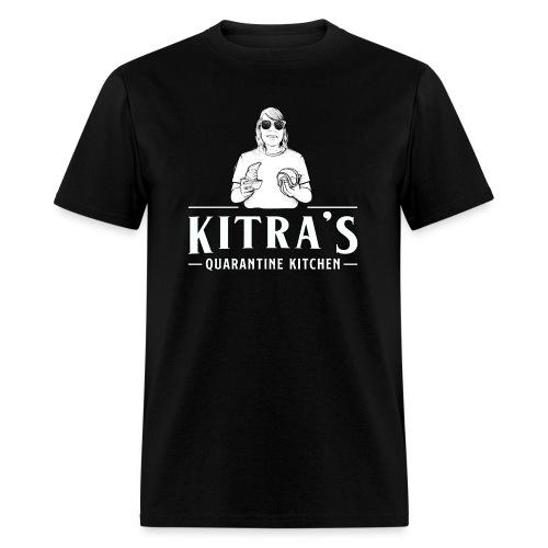 Kitra's Quarantine Kitchen - Men's T-Shirt