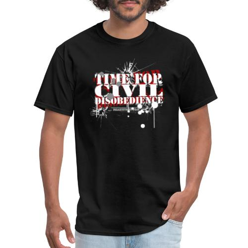 civil disobedience - Men's T-Shirt