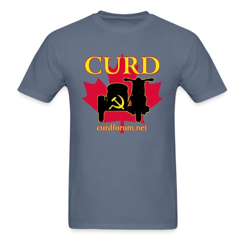 CURD curdforum - Men's T-Shirt