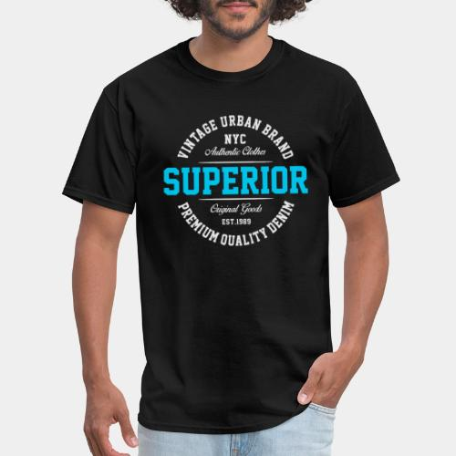 superior urban wear denim - Men's T-Shirt