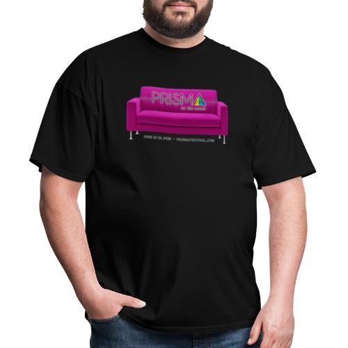 Pink Couch - Men's T-Shirt