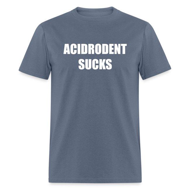 acidrodent sucks