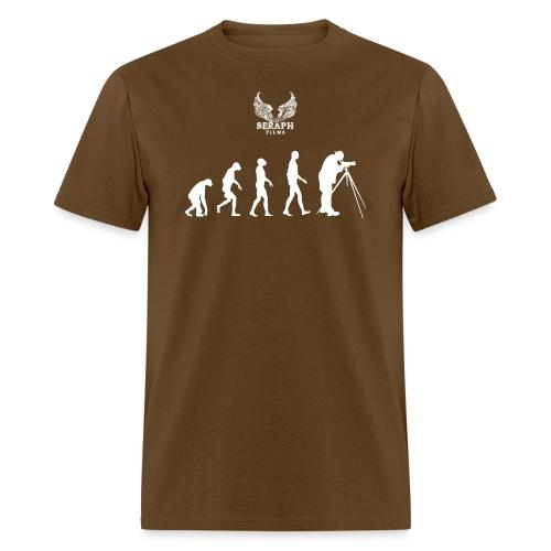 evolve png - Men's T-Shirt