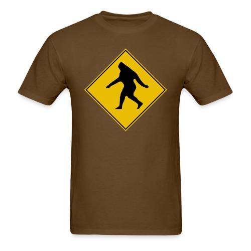 bigfootxing - Men's T-Shirt
