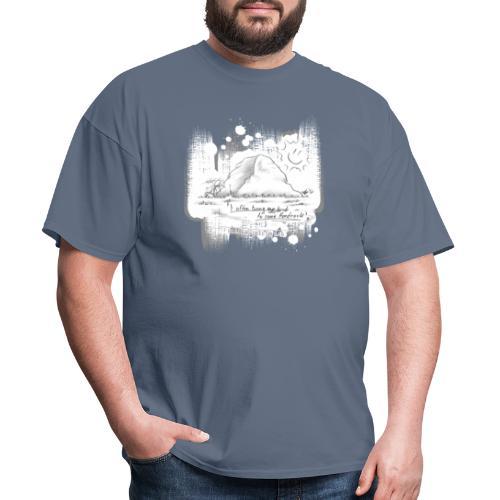 Listen to Hardrock - Men's T-Shirt