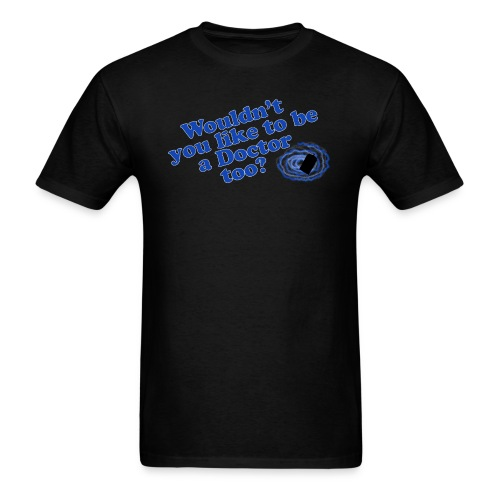 Doctor Too - Men's T-Shirt