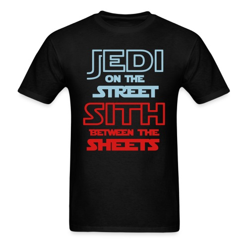 Jedi Sith Awesome Shirt - Men's T-Shirt