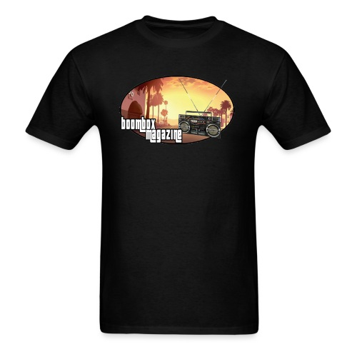Boombox Magazine 975 - Men's T-Shirt