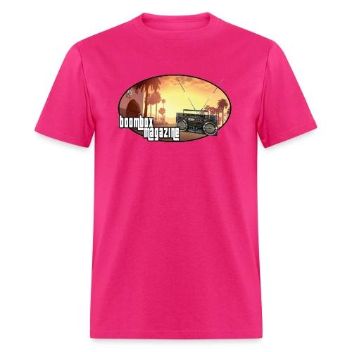 Boombox Magazine 975 - Men's T-Shirt