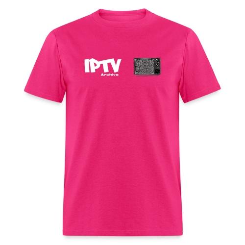 iptva vectorized - Men's T-Shirt