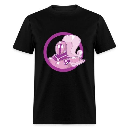 Bram Curtis 1 P1nk Knight 02 - Men's T-Shirt